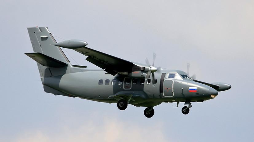 МЧС: при крушении самолёта в Хабаровском крае погибли шесть человек