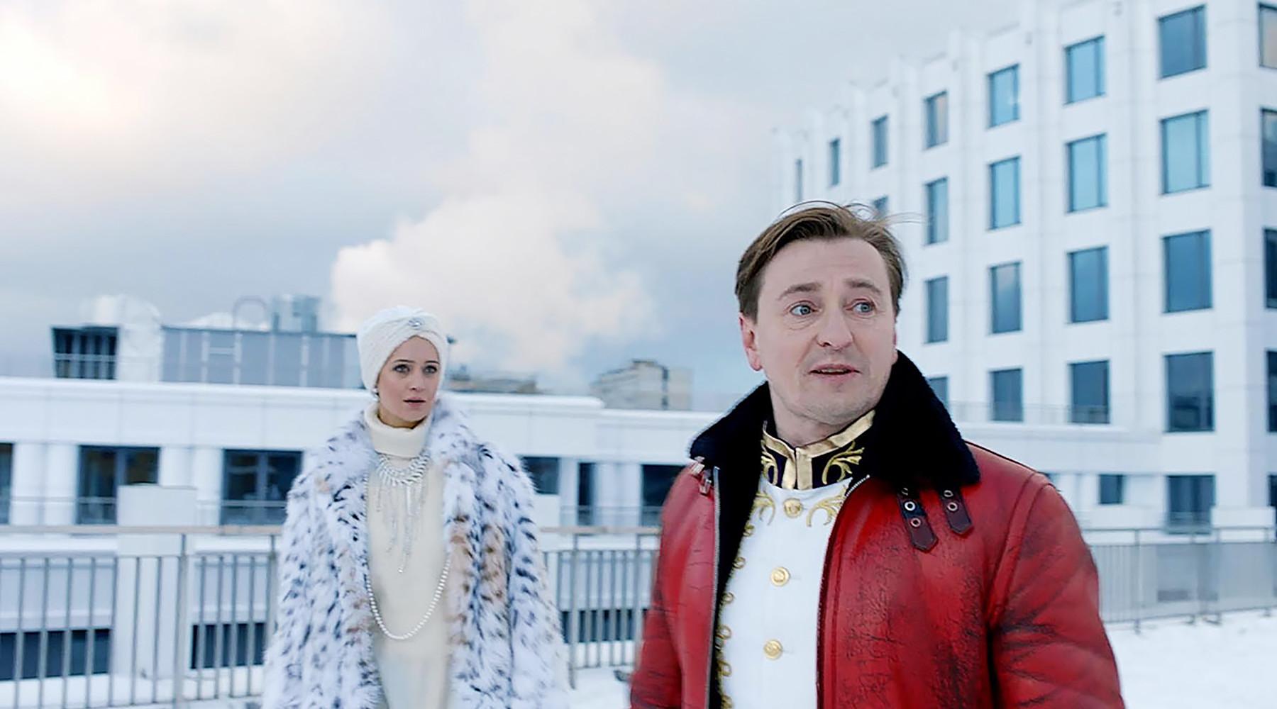 В прокат выходит комедия «Мифы»