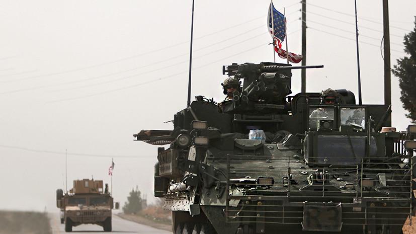 Захарова поинтересовалась, куда США вывели сирийских боевиков