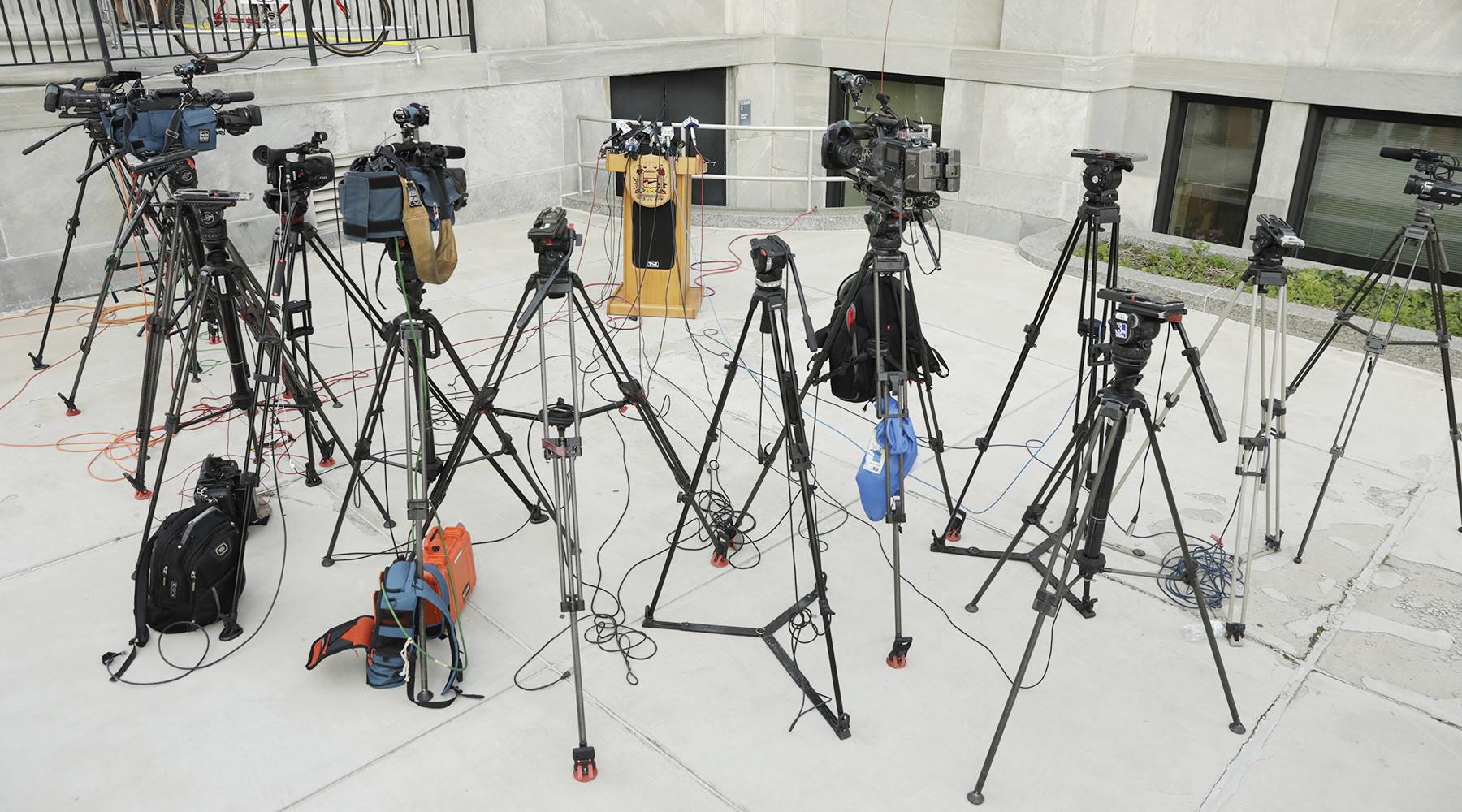 Минюст России разослал уведомления девяти СМИ о возможном признании их иноагентами