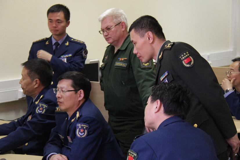 Вторые совместные учения России и Китая «Воздушно-космическая безопасность-2017»