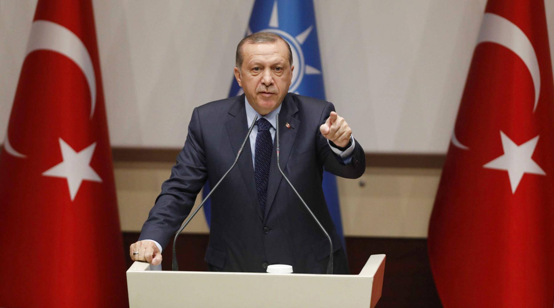 Почему Эрдоган поддержал Москву в споре с Вашингтоном по Сирии