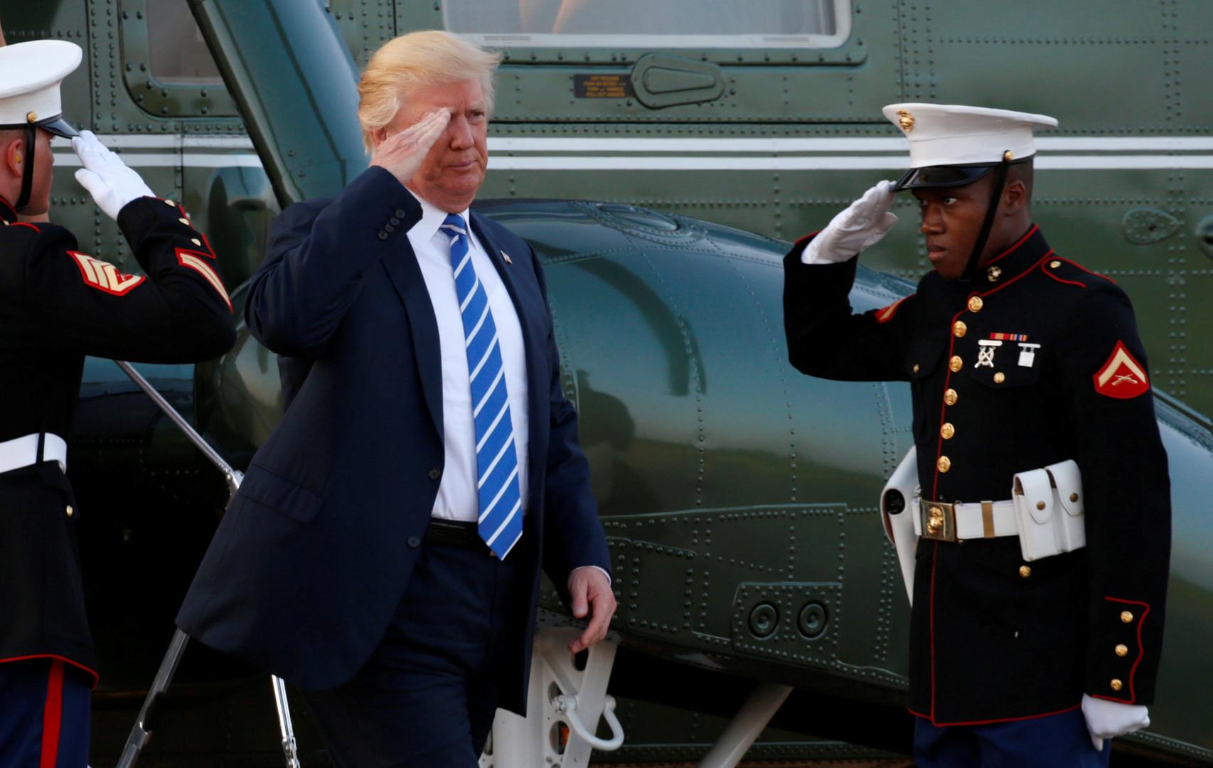 Много ярости, мало огня: как в США оспаривают право Трампа отдавать приказ о ядерном ударе