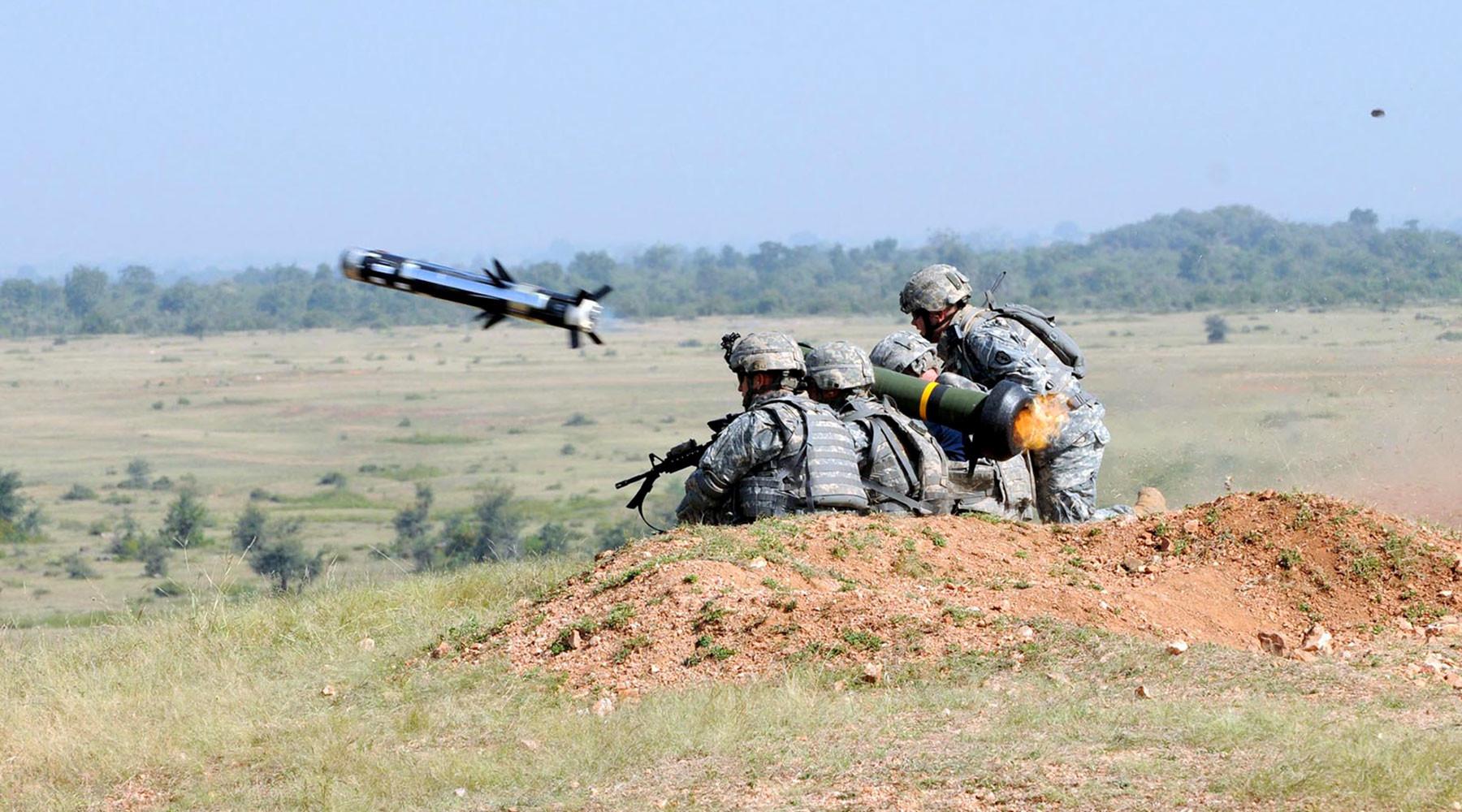 «Чёткий месседж»: Украина попросила у США оружие в обмен на опыт «борьбы с Россией»