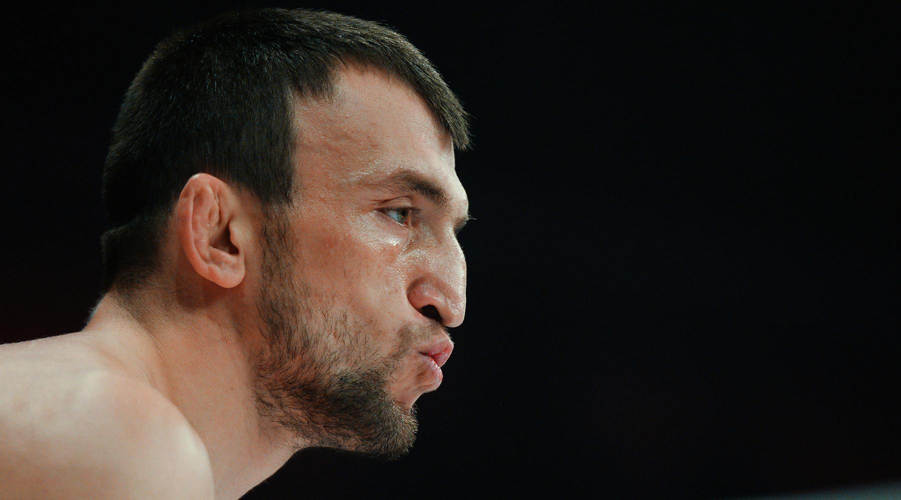 россиянин Салихов о дебюте в UFC и популярности в Китае»