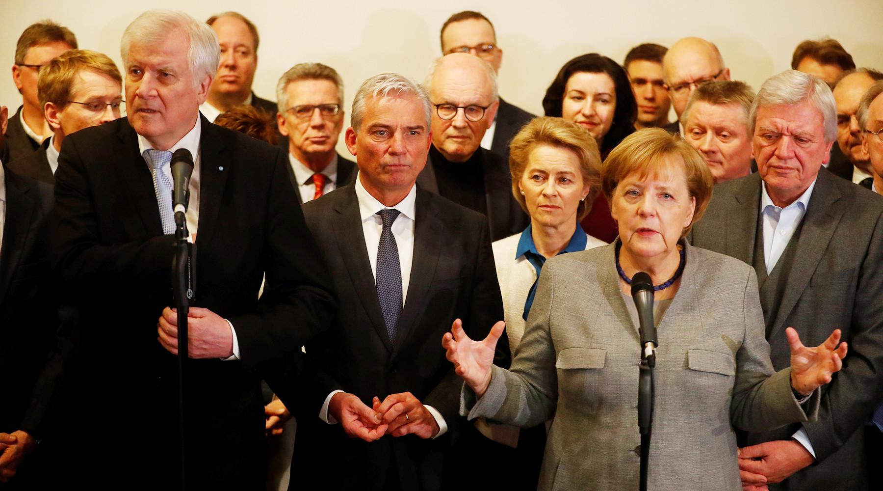 Сможет ли Меркель удержать власть после провала переговоров по коалиции в Бундестаге