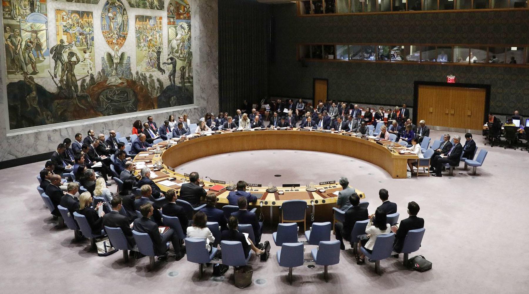 США заблокировали заявление СБ ООН по обстрелу посольства России в Сирии