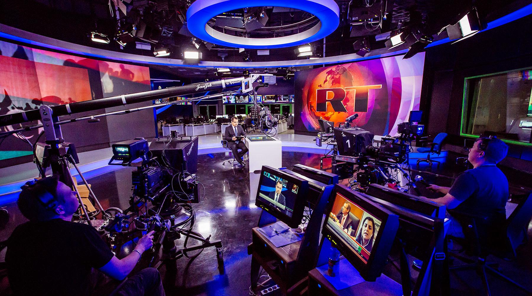 Google может понизить RT и Sputnik в новостной выдаче