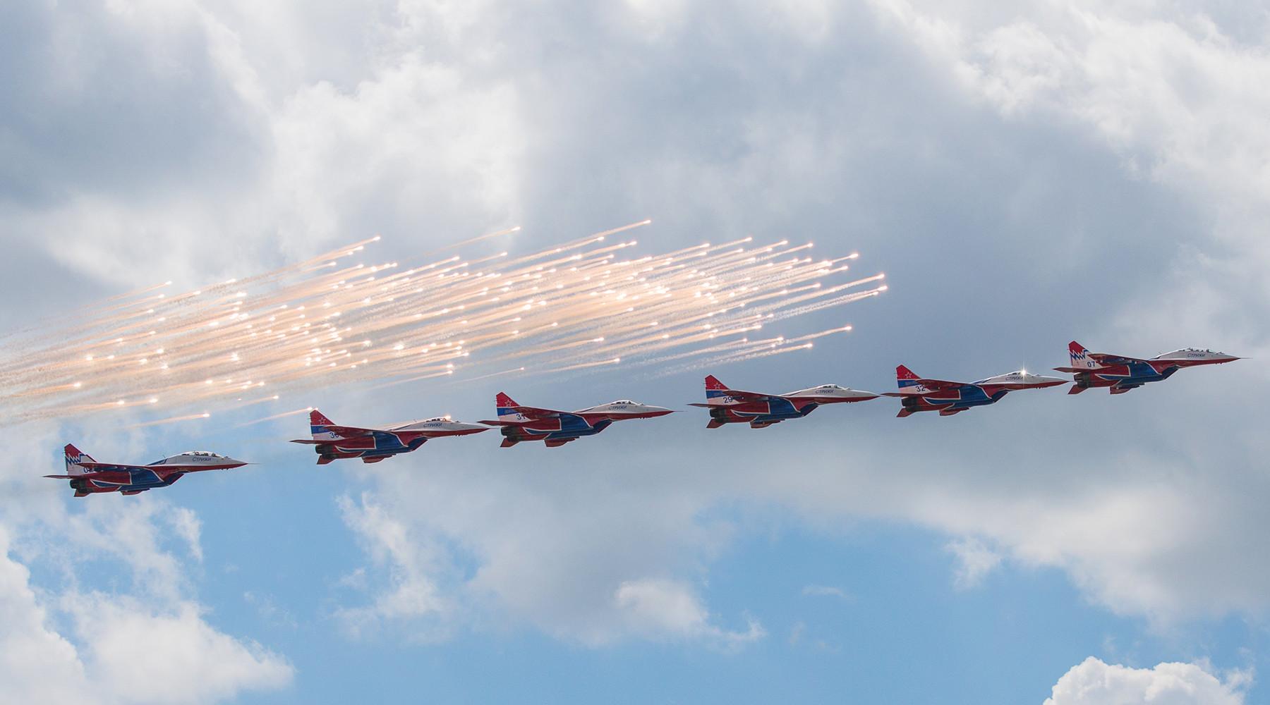 Почему оргкомитет «Фарнборо» не допустил военную технику России к участию в авиасалоне