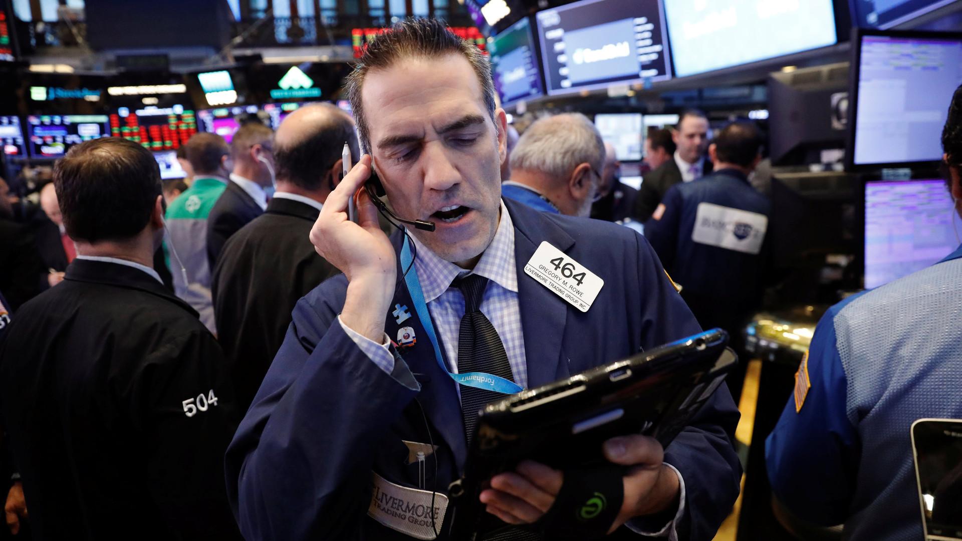 Индекс S&P 500 впервый раз превысил отметку в2 600 пунктов