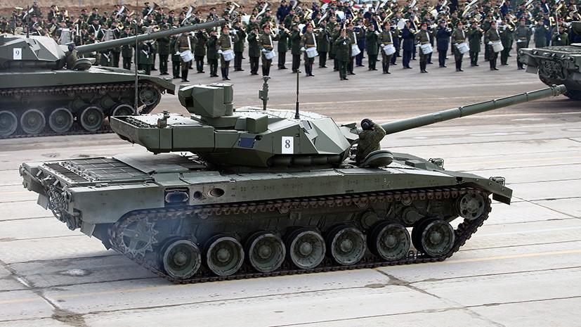 Комплексная модернизация: российская армия готовится получить новейшее оружие