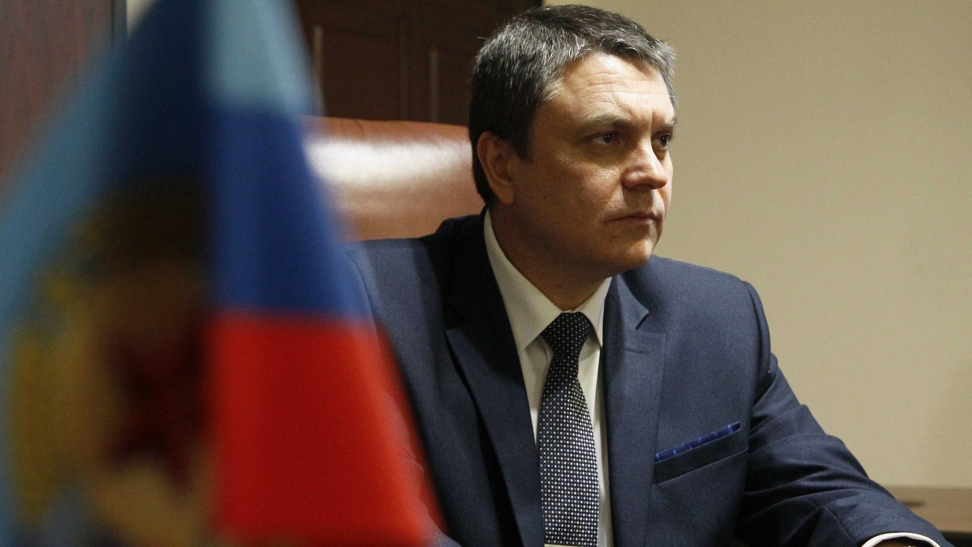 Леонид Пасечник о событиях последних дней в Луганске