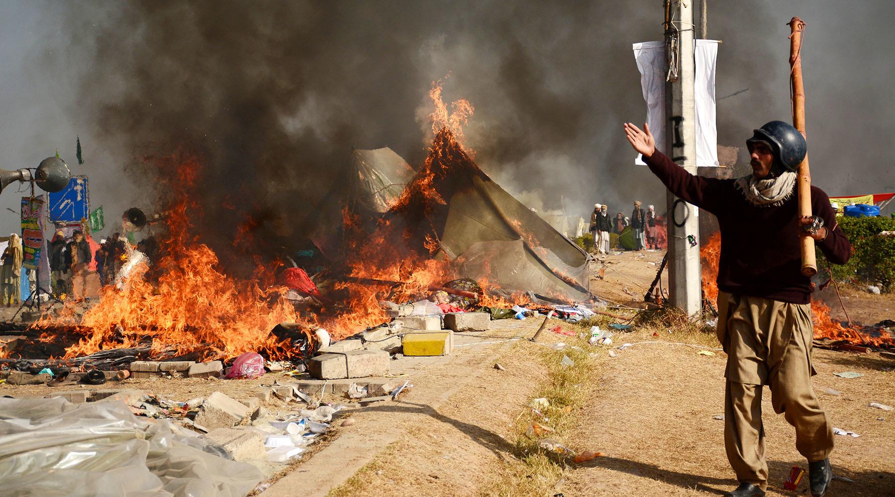 Несёт ли дестабилизация обстановки в Пакистане угрозу для человечества