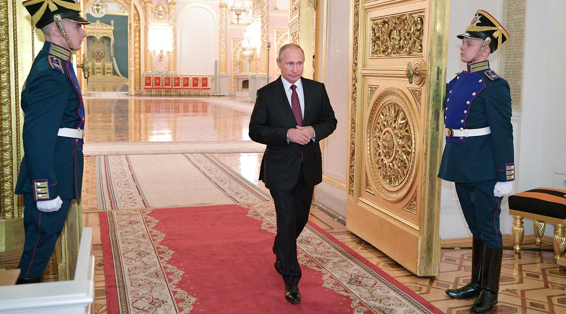 Дипломатический марафон: как Россия налаживает процесс урегулирования ситуации в Сирии