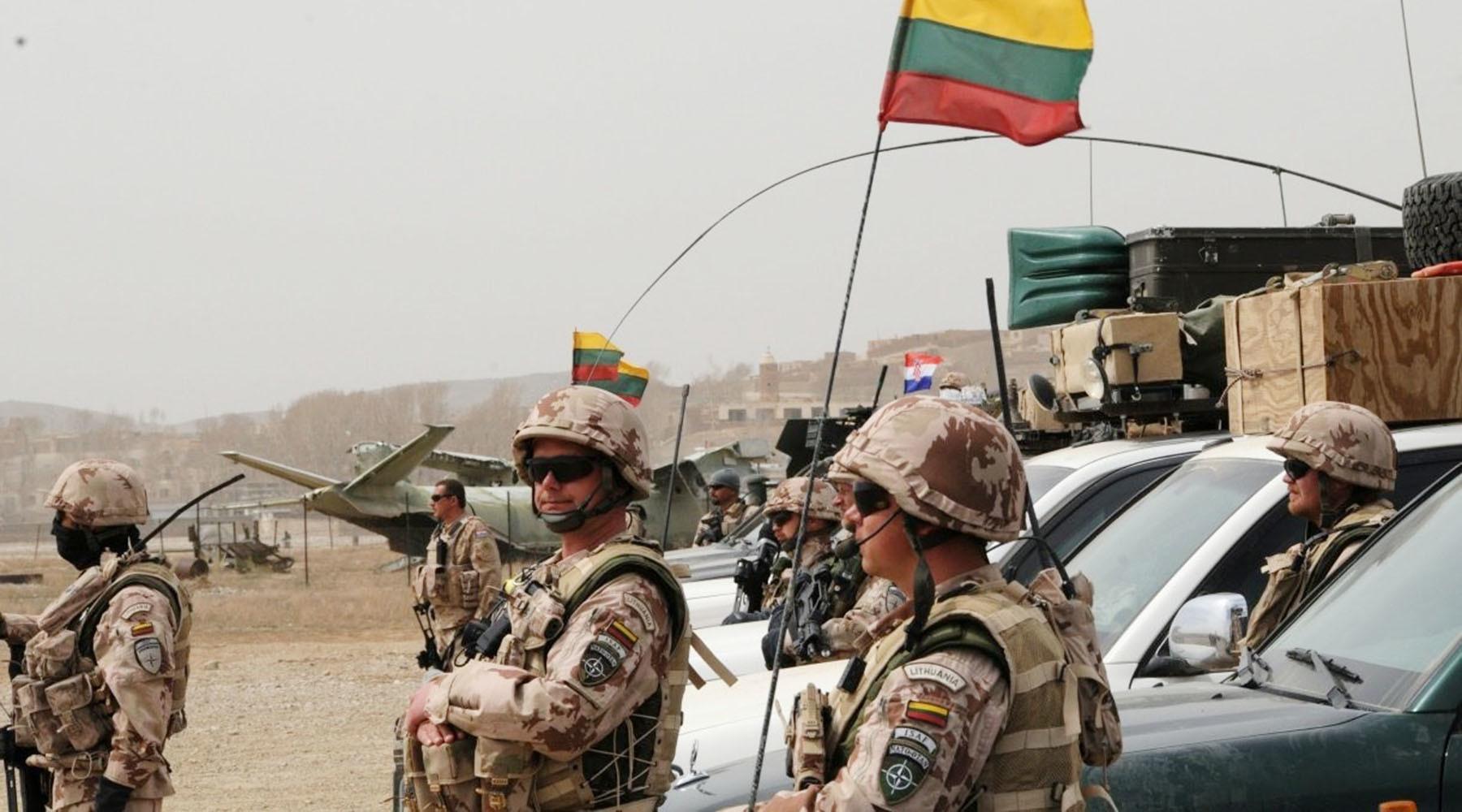 Литва передаст Украине советское вооружение на 2 млн евро