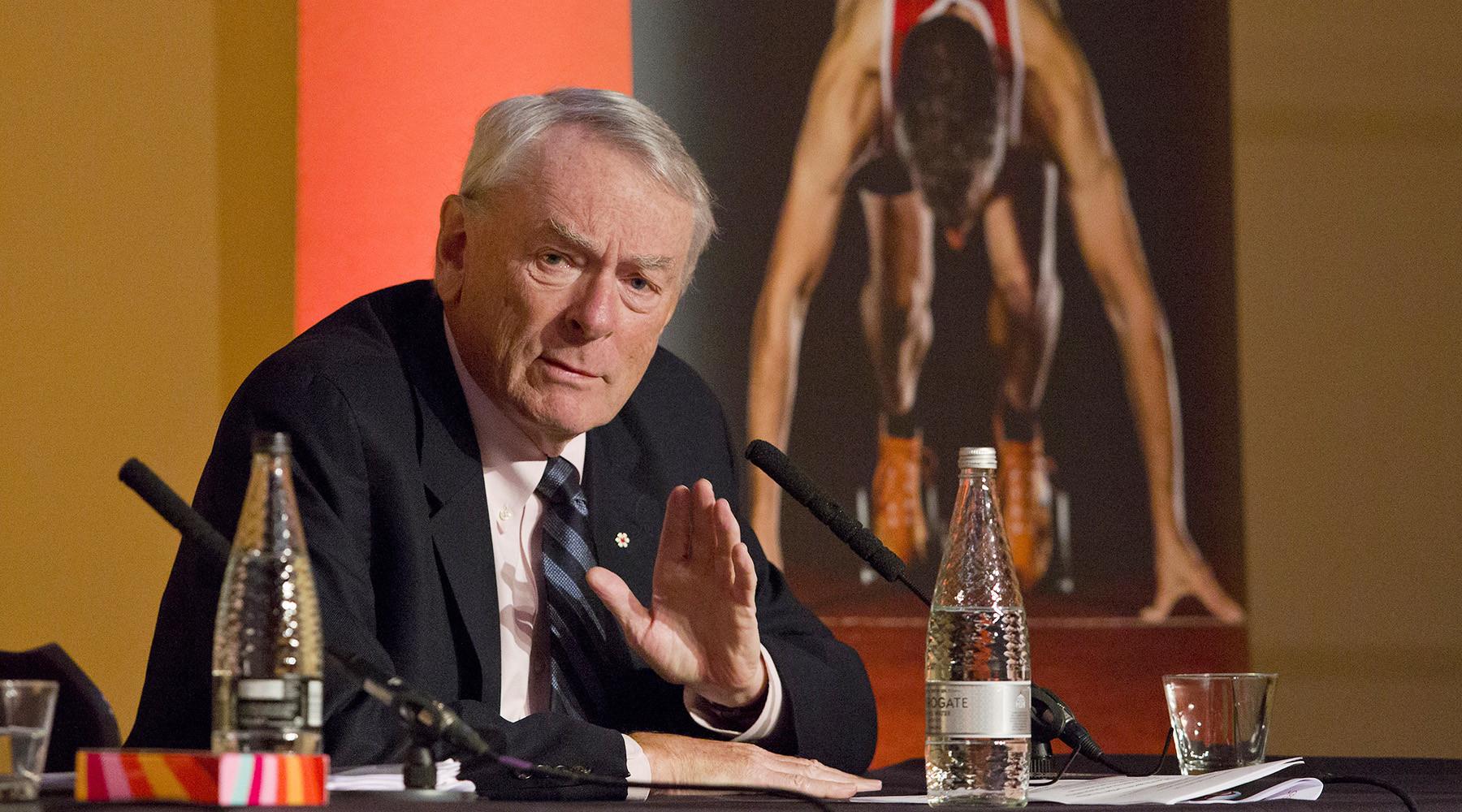 «Речь не идёт о преследовании»: экс-глава WADA об отстранении российских спортсменов