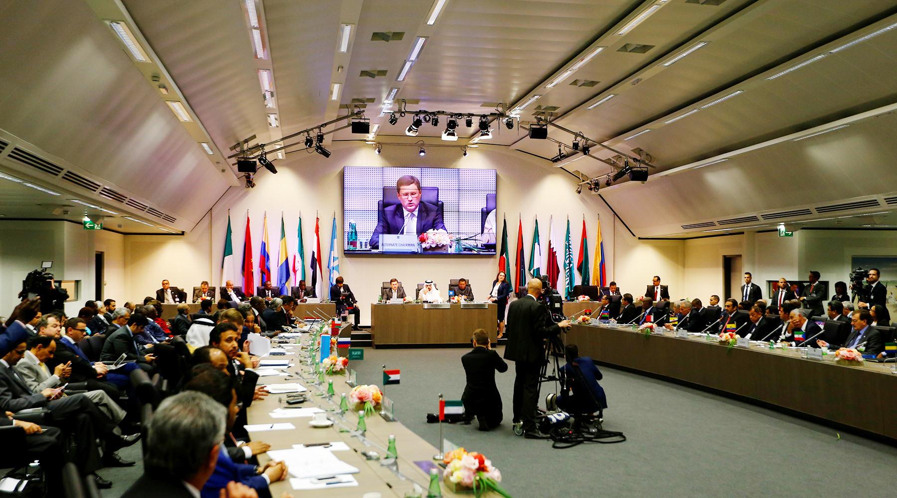 Как решения ОПЕК отразятся на глобальном рынке нефти в 2018 году