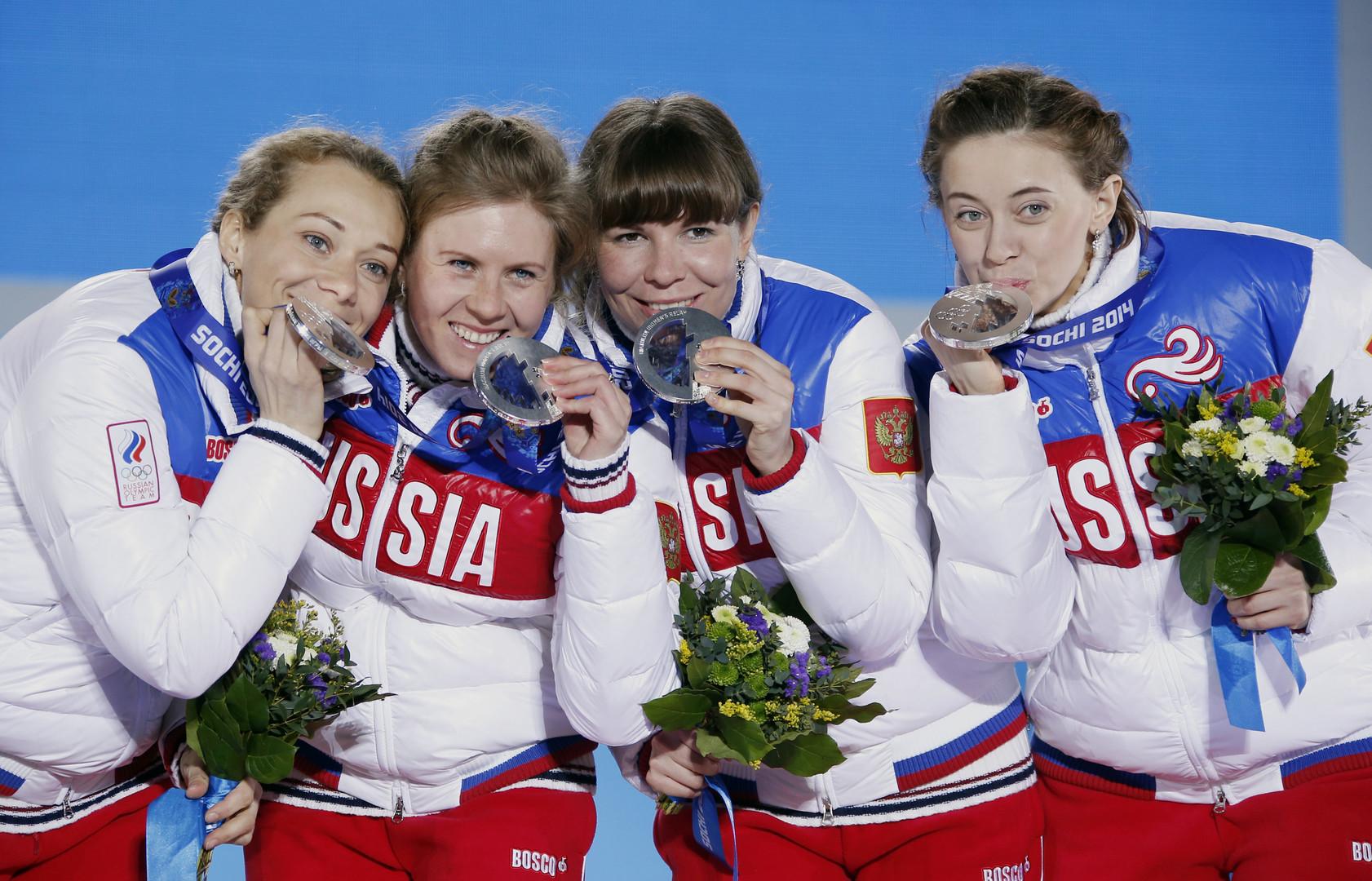 МОК отстранил пятерых спортсменов из РФ  отучастия вОлимпиадах