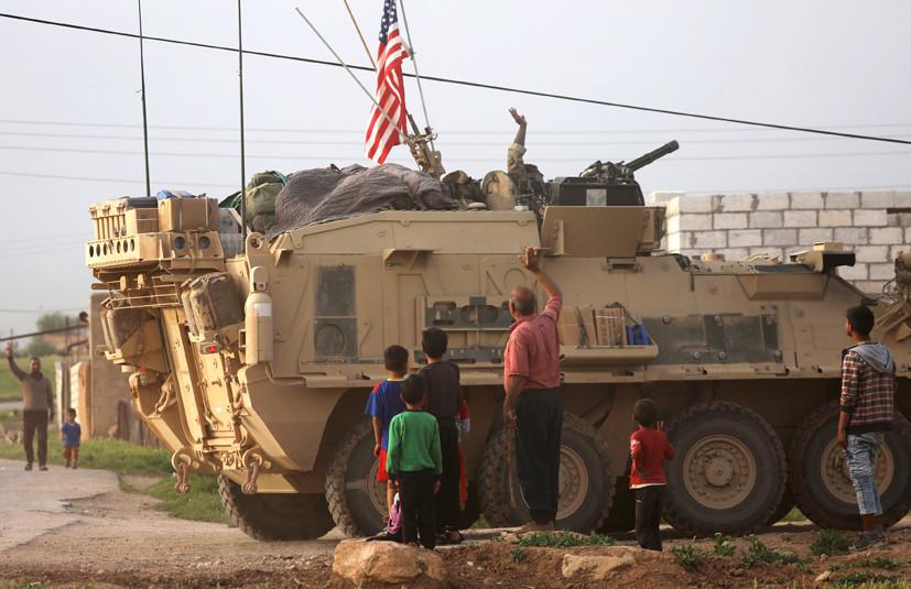 Ставка на силу: зачем США наращивают военное присутствие в Сирии, Ираке и Афганистане