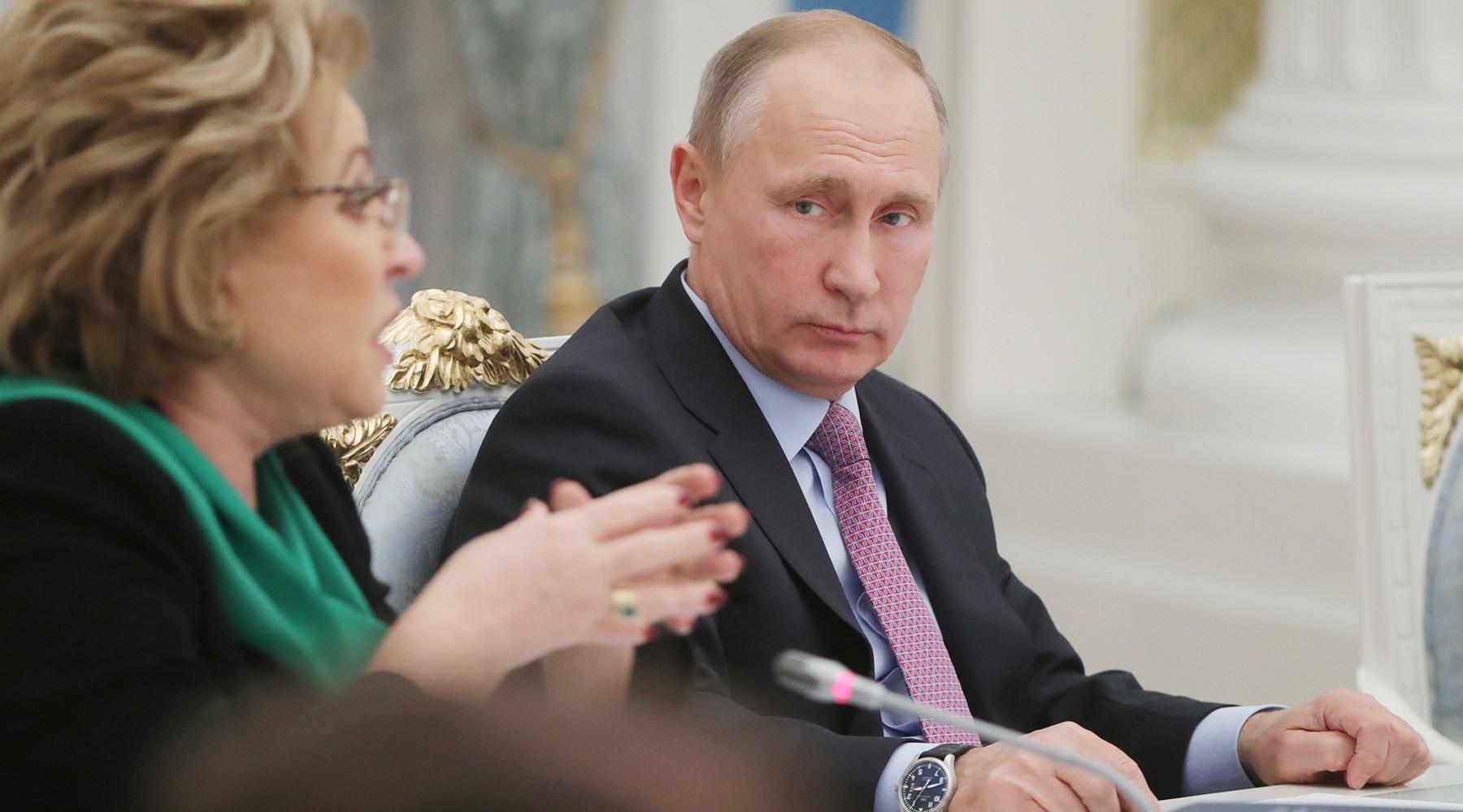 Льготная ипотека и ежемесячные выплаты: Путин назвал новые меры поддержки семьи