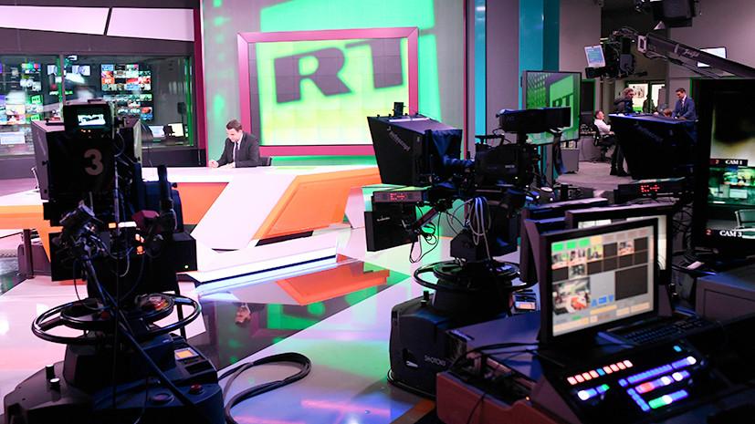 Вопреки обещаниям Госдепа: журналистов RT лишили аккредитации в конгрессе США