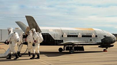 Летательный аппарат Boeing  X-37B