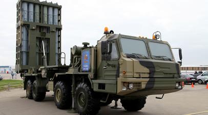 Самоходная пусковая установка 50П6А ЗРК «Витязь»