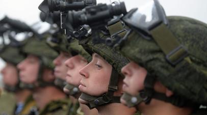 Совместные стратегические учения Вооружённых сил России и Белоруссии «Запад-2017»