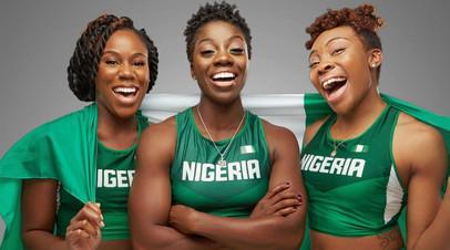 Сборная Нигерии по бобслею