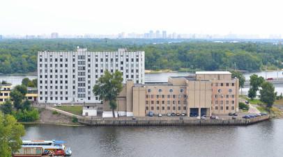 Главное управление разведки Министерства обороны Украины, Киев