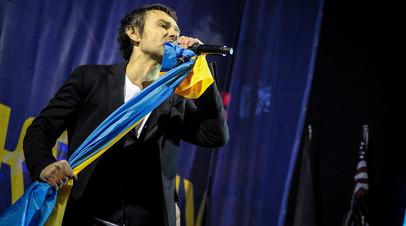 Святослав Вакарчук, Киев, 2014 год