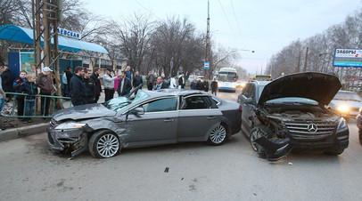 В Мордовии полтора года ищут виновных в ДТП с участием брата экс-губернатора Самарской области