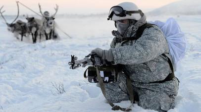 Бойцы 80-й отдельной мотострелковой бригады