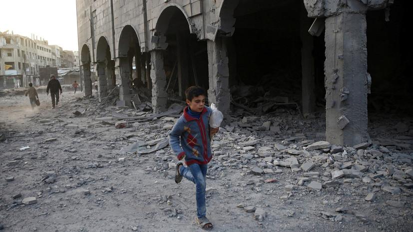 Главное — закрепиться: в конгрессе США призвали построить подземные бункеры в Сирии