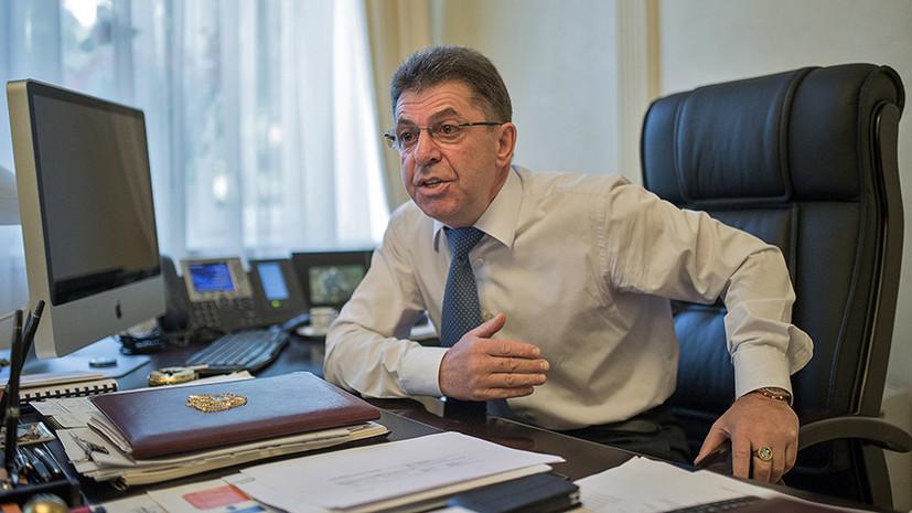 «Не исключаю, что подам на Родченкова в суд»: глава Союза биатлонистов России отреагировал на обвинения информатора WADA
