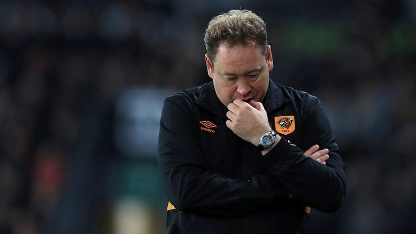 «К сожалению, результаты не улучшились»: Слуцкий покинул пост главного тренера английского «Халл Сити»