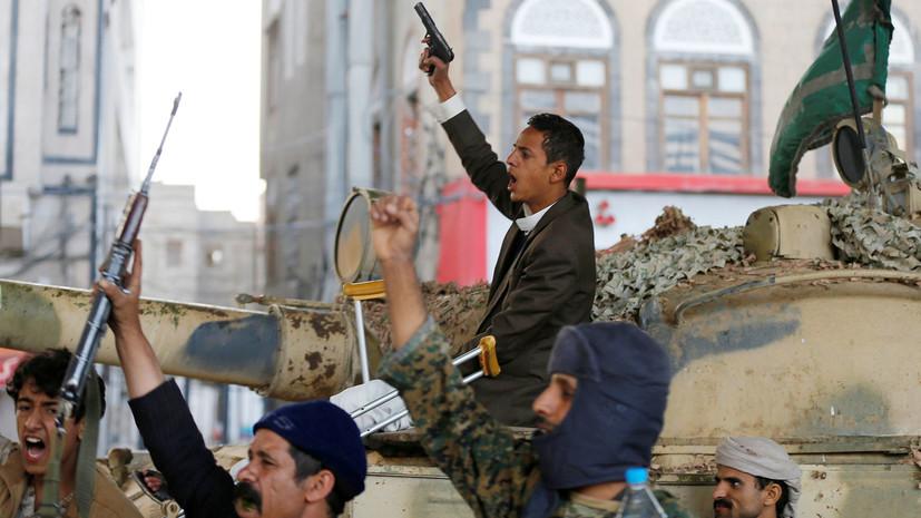 В Сане идут бои между хуситами и сторонниками убитого экс-президента Салеха