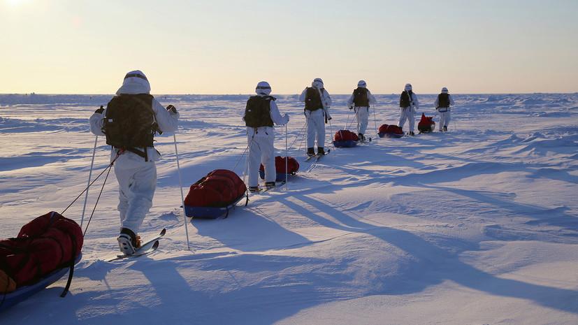 каких результатов достигла Россия в освоении Арктики»