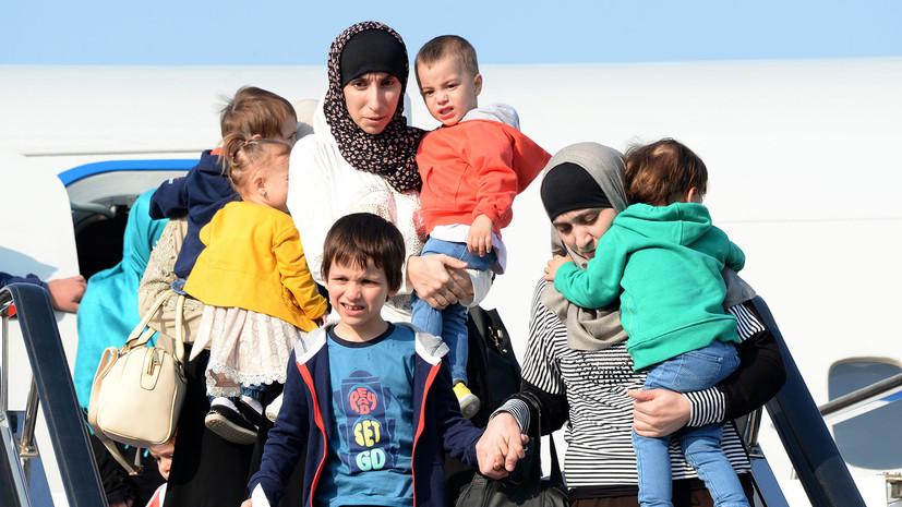 Сложный вопрос о судьбе тех, кто воевал на стороне группировки «Исламское государство», и их семей