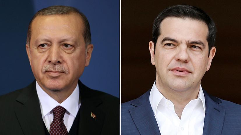 чем интересен первый за 65 лет визит турецкого президента в Грецию»