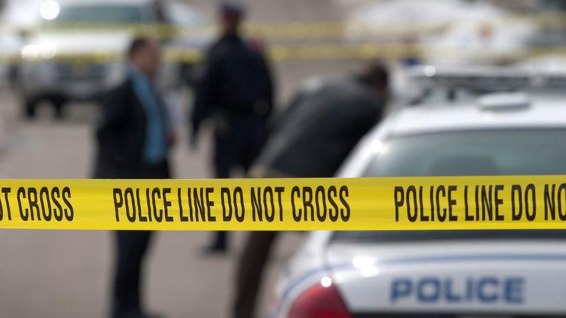 Три человека погибли при стрельбе в школе в штате Нью-Мексико