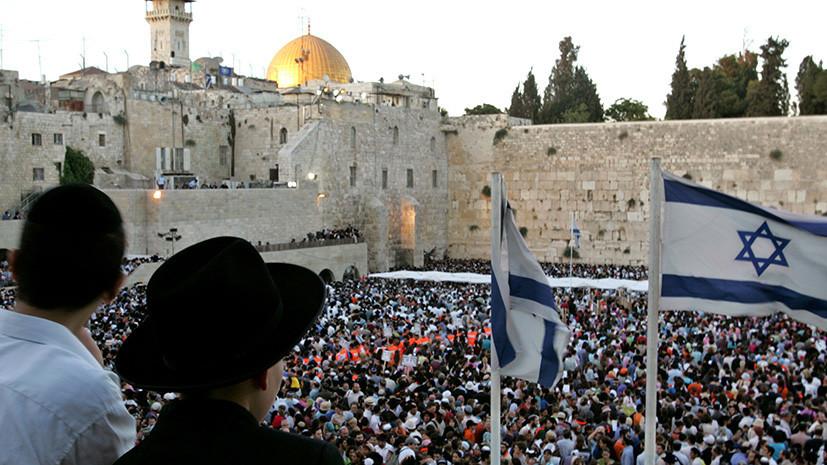 «Не касается палестино-израильских границ»: постпред США при ООН разъяснила решение Вашингтона по Иерусалиму