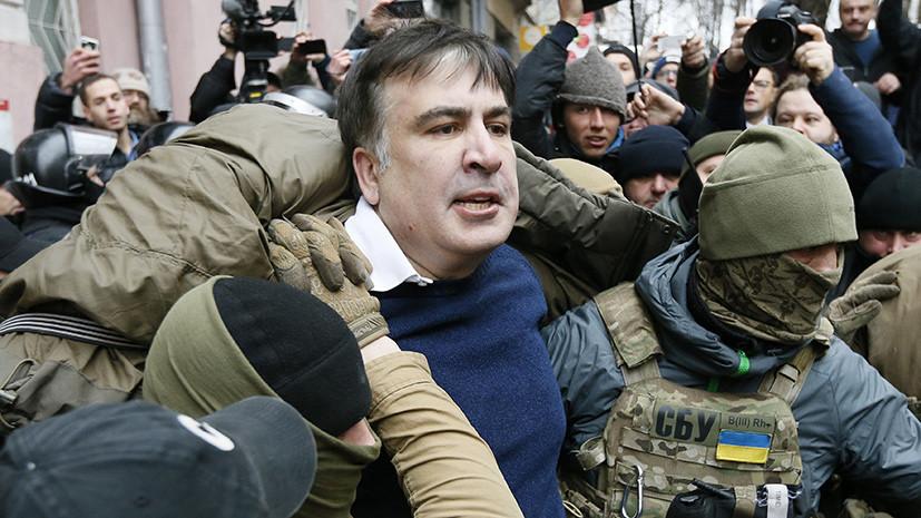 «Киевская власть хочет вас запугать»: Саакашвили обратился к украинцам из СИЗО