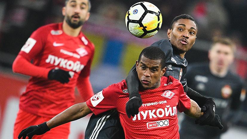 Короли контратак: «Спартак» разгромил ЦСКА в последнем матче года и реабилитировался за 0:7 в Ливерпуле