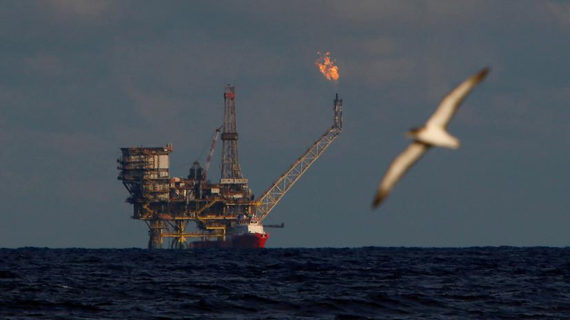 Треск британских труб: цена на нефть марки Brent достигла максимума 2015 года