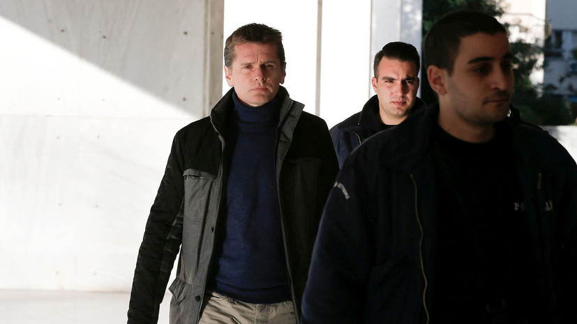 Верховный суд Греции постановил экстрадировать россиянина Винника в США»