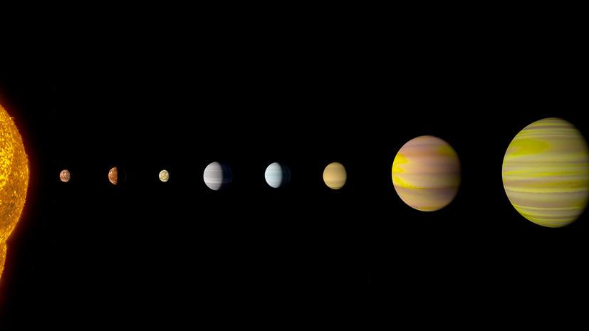 Космический близнец: искусственный интеллект обнаружил аналог Солнечной системы