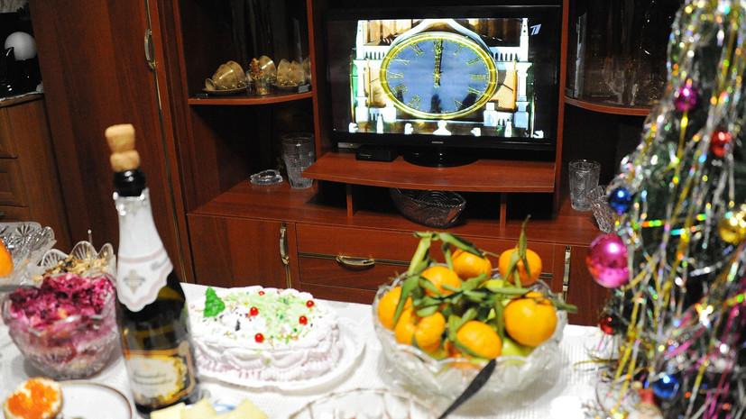 В Госдуме предлагают изменить новогоднюю телепрограмму с учётом пожеланий телезрителей