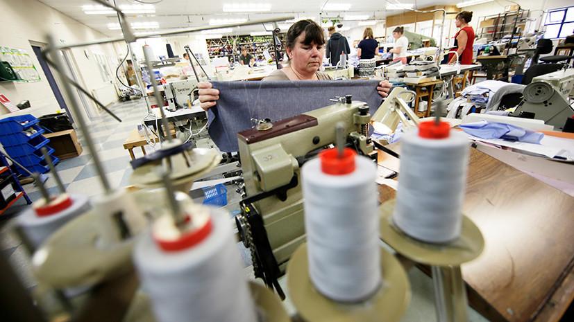 Швея для Европы: почему одежду мировых брендов стали производить на Украине