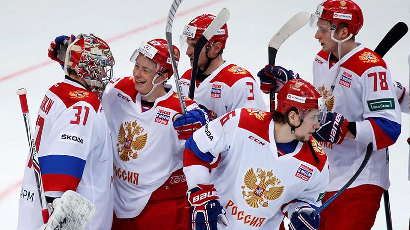 К Олимпиаде готовы: сборная России по хоккею победила Финляндию и выиграла Кубок Первого канала